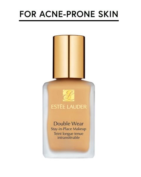 This oil-free, fragrance-free, non-acnegenic foundation gives skin a semi-matte finish without irritating or causing annoying breakouts. Perfect for summer, it stays put for 15 hours, through the worst heat and humidity.