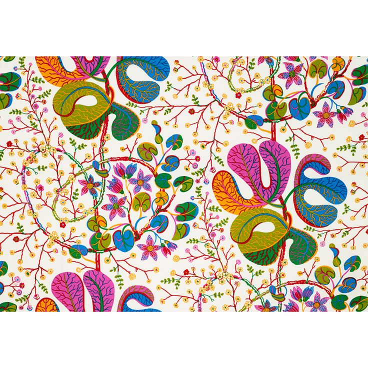 "Textile ""Teheran"" from Svenskt tenn"