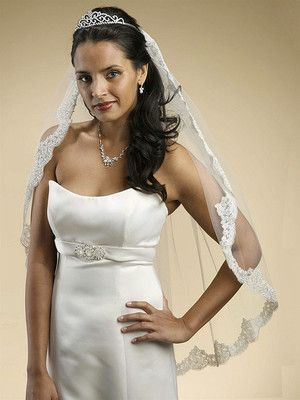 Mantilla Wedding Veils