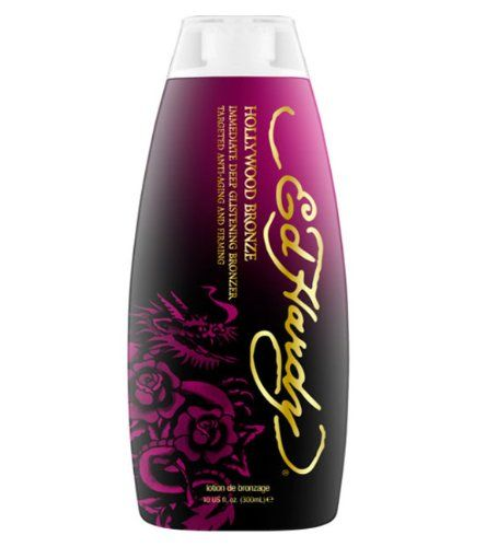 67 best tanning images on pinterest lotion bronzer and beauty ed hardy hollywood bronze bronzer tanning lotion 10 oz ccuart Gallery