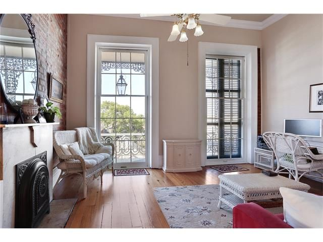 For Sale - See photos and descriptions of 830 St Philip St #I, New Orleans, LA. This New Orleans, Louisiana Single Family House is 2-bed, 2-bath, listed at $625,000  MLS# 2057536. Casas de venta en New Orleans, LA.