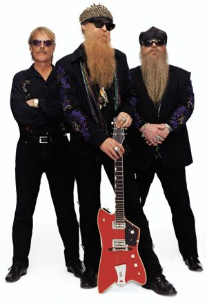 ZZ Top // MSG 80s of course! Great show.