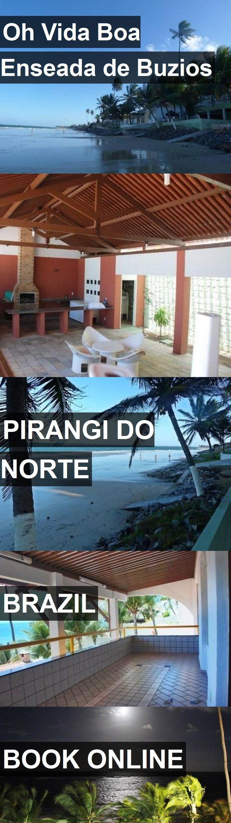 Hotel Oh Vida Boa Enseada de Buzios in Pirangi do Norte, Brazil. For more information, photos, reviews and best prices please follow the link. #Brazil #PirangidoNorte #hotel #travel #vacation