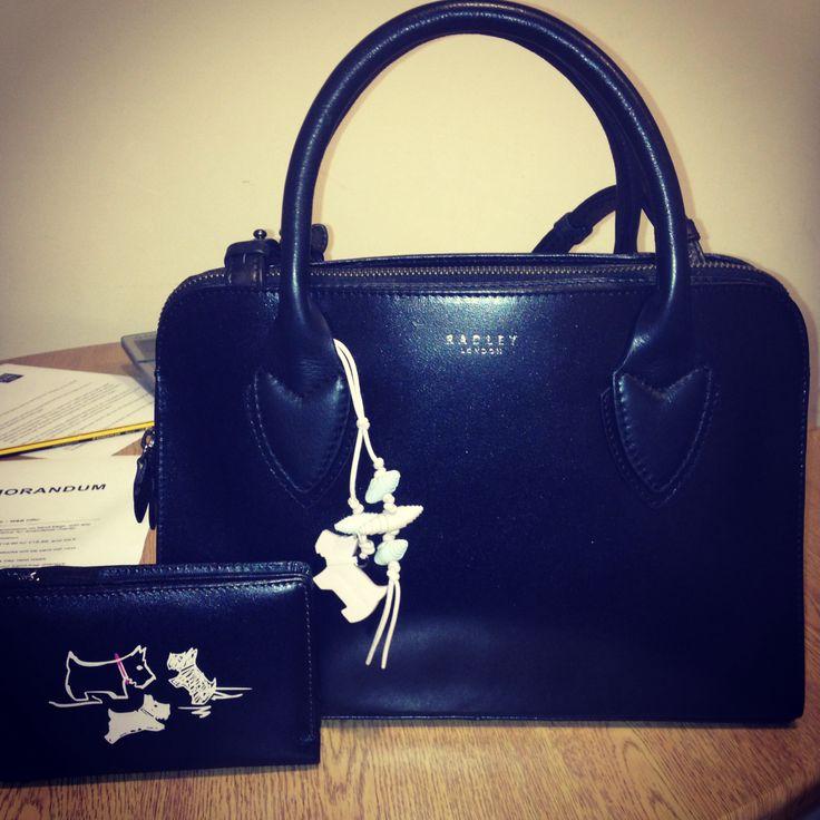 Radley bag and matching purse