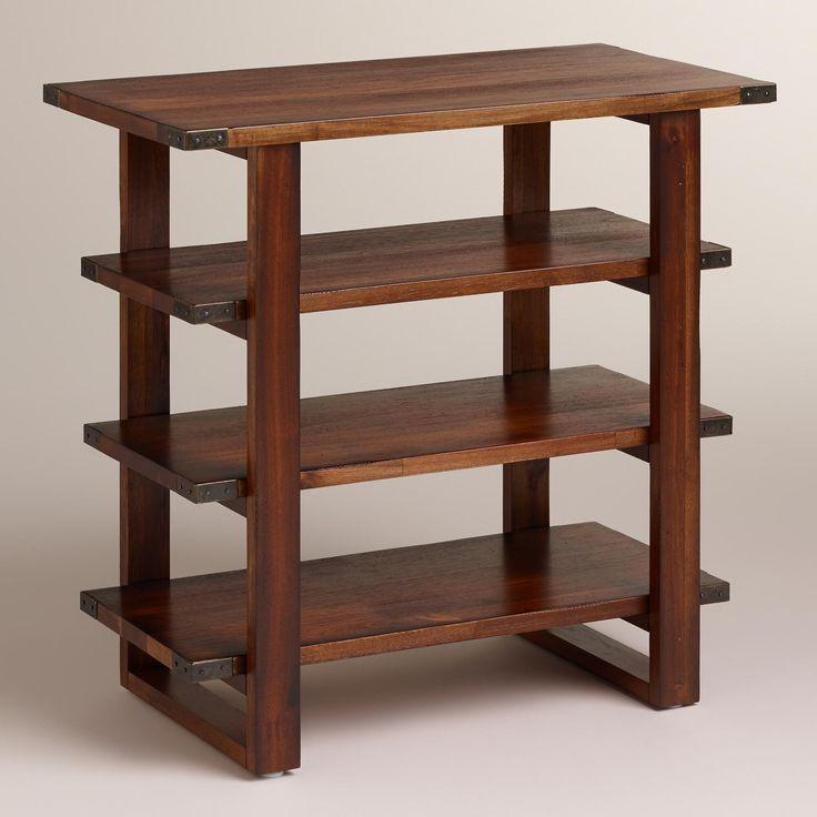 Sadler Shelf Table