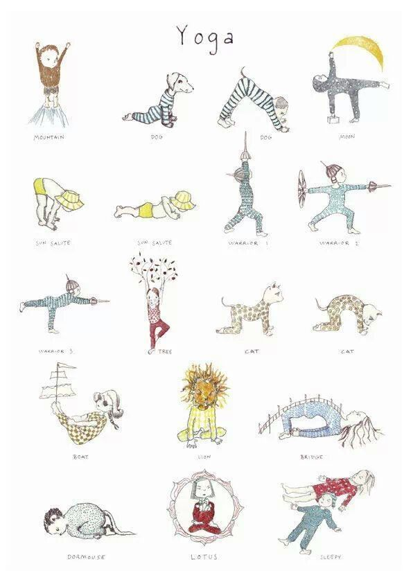 32 best Kids yoga/dance images on Pinterest | School, Activities ...