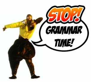 Writing About Writing (And Occasionally Some Writing): Grammar Memes