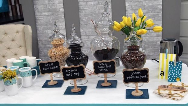 Throw a modern tea party with these sweet and simple DIY tips | CBC Life