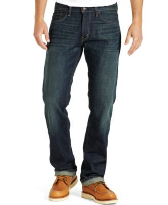 Levi's Men's 514 Straight-Fit Jeans | macys.com