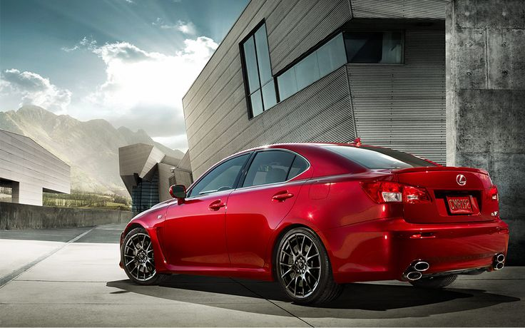 2007 brought another dramatic evolution in Lexus thinking and direction with the introduction of the IS F SPORT sedan – an embodiment of Lexus' growing passion for high performance and extreme driver engagement.