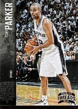 Tony Parker Manu Ginobili Stephen Jackson 2012 13 Panini Threads Spurs Card Lot | eBay