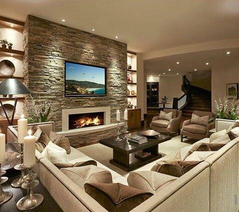 Best 25+ Basement fireplace ideas on Pinterest | Reclaimed ...