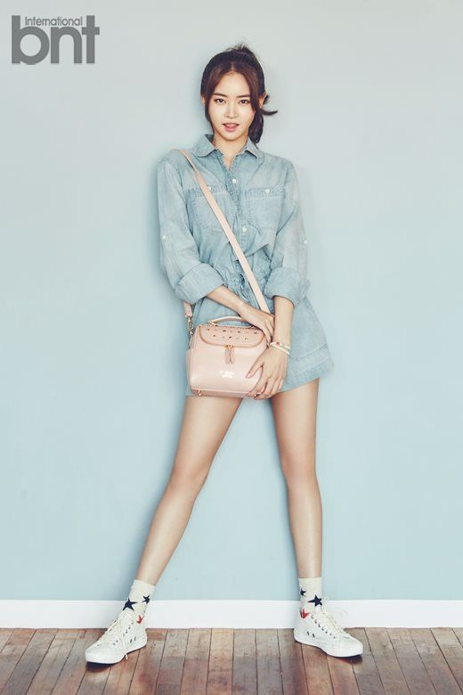 Hwang SeungEon #황승언 세인트스코트의 새로운 모델