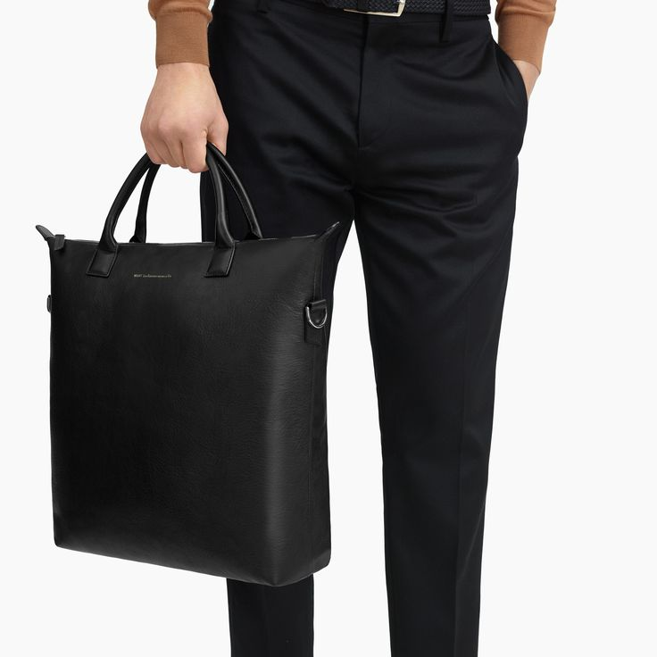 WANT Les Essentiels O'Hare leather tote