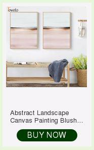 Coastal Print Beach Wall Art Teal Ocean Poster Waves Modern Canvas Painting Wall…