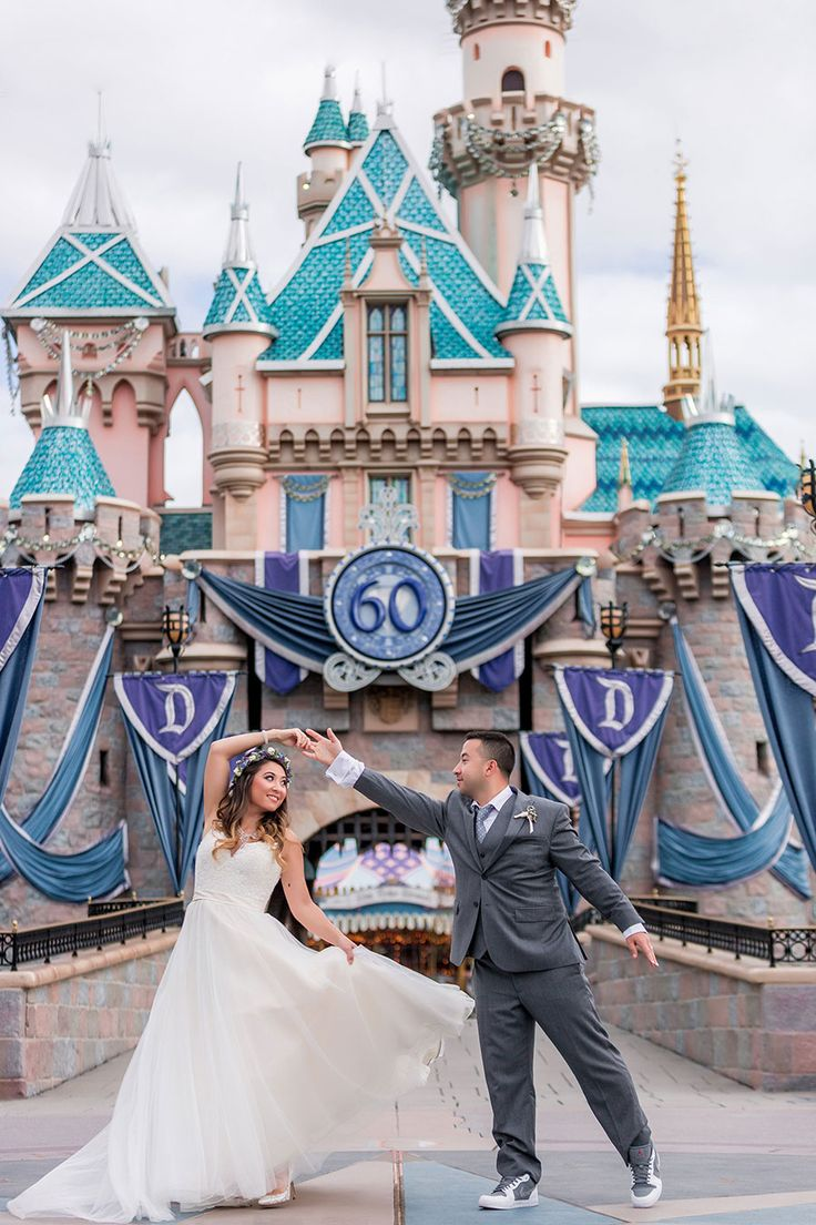 Weddings at disney parks and resorts - Find This Pin And More On Favorite Fotos By Adorebridalga Wedding Dress Twirls At Disneyland Resort