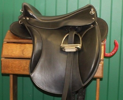 Check out this amazing Timberline Comfort Rider English Endurance Saddle Endurance / Trail for sale in Poway, California USA!