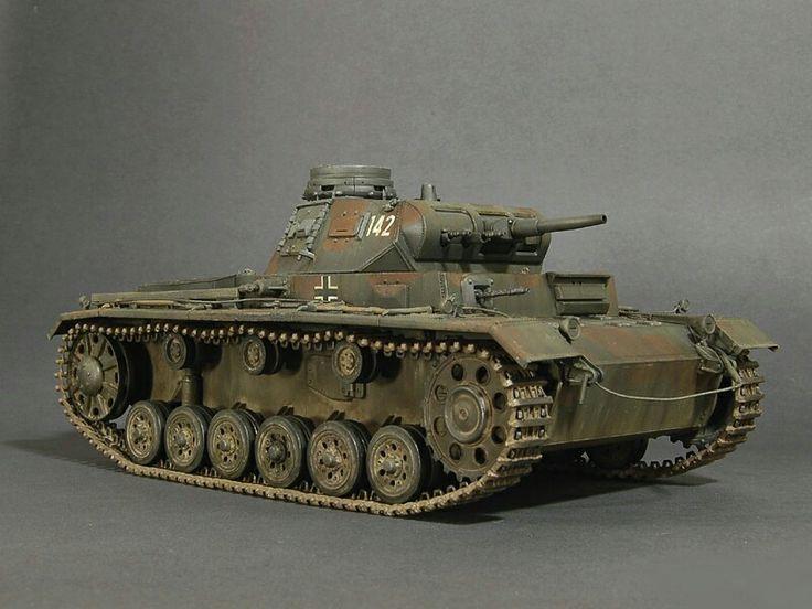 PzKpfw III Ausf.E  - Medium tank (serial)