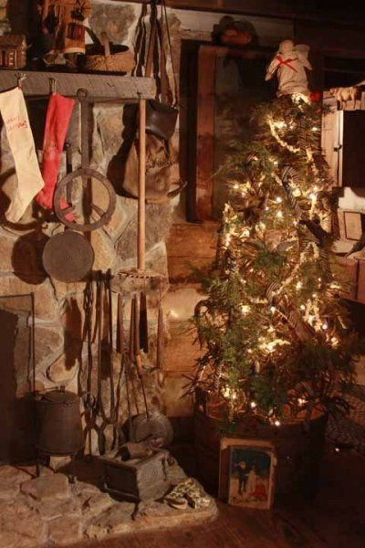 17 Best Images About Early Pioneer Christmas On Pinterest