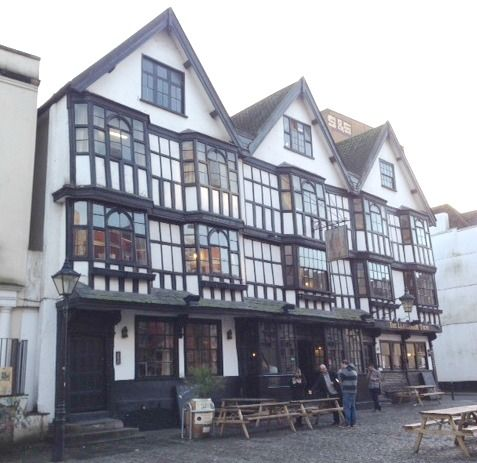 The Diary Of A Jewellery Lover : Brewers Fayre Review - Bristol
