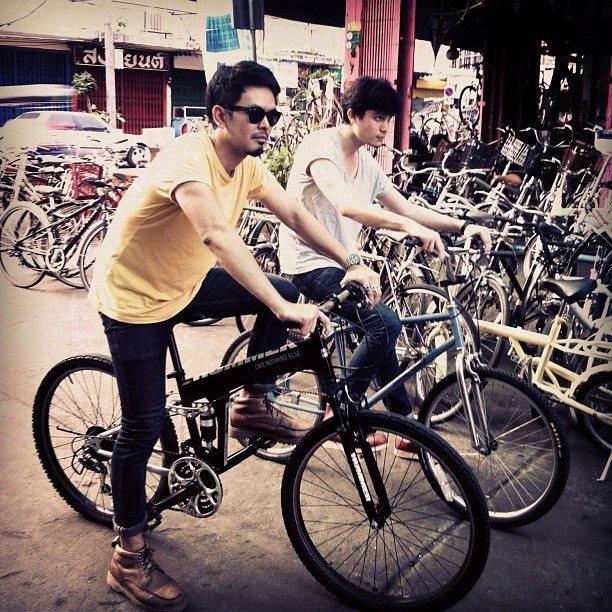 Bangkok Bicycle 2