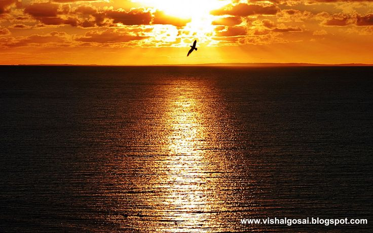 mountain sunset and sunrises   VISHAL GOSAI: Natural wallpaper