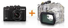 come far diventare la mia macchina fotografica subacquea