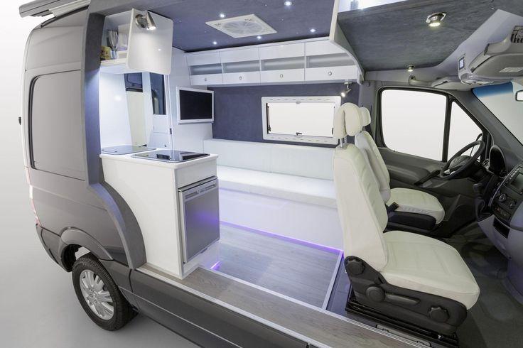 Foto 6 de 6 – Mercedes Sprinter Caravan Concept, una casa en formato furgoneta – Diariomotor
