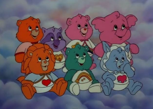 28 Best Images About Care Bear Cubs On Pinterest Cheer