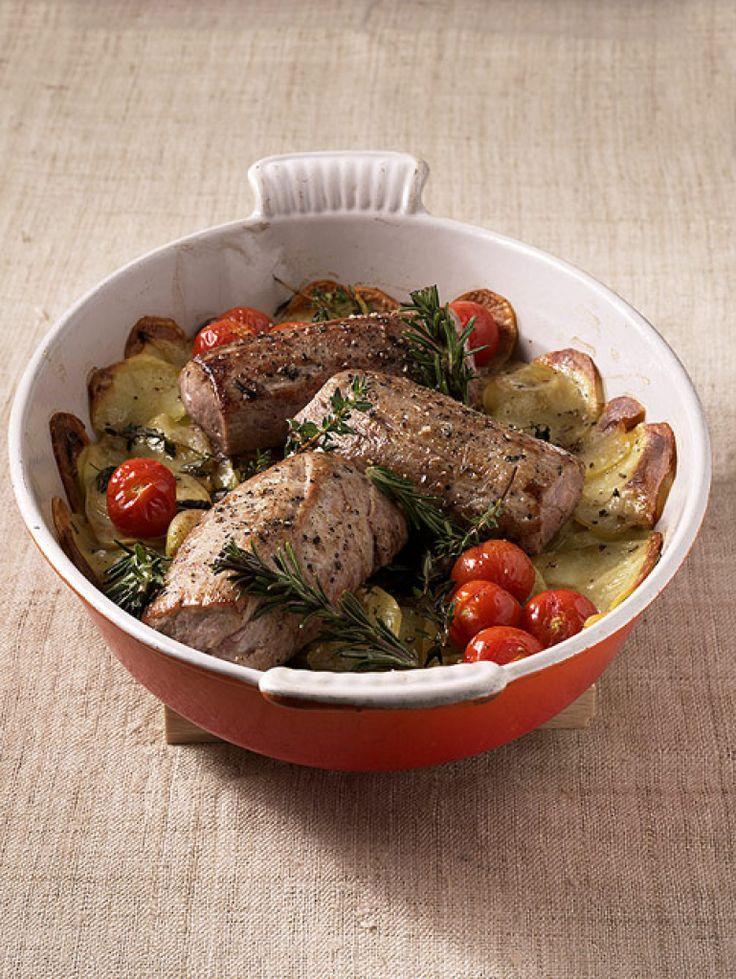 Filet aus dem Ofen Rezept - ESSEN & TRINKEN