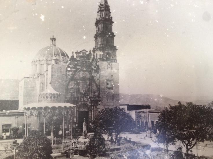 Atotonilco El Alto Cathedral- old photo