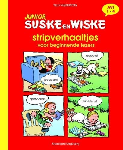 Suske en Wiske voor beginnende lezers.