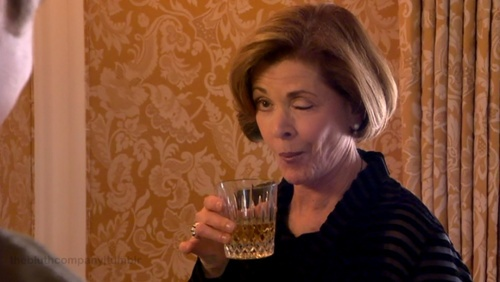 jessica walter in arrested development...brilliant and talented