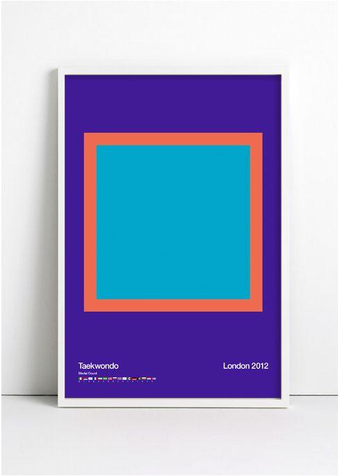 Taekwondo - Limited Edition Poster