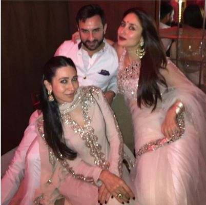 Mom And I Were Shocked By Kareenas Decision To Move In With Saif Recalls Karisma