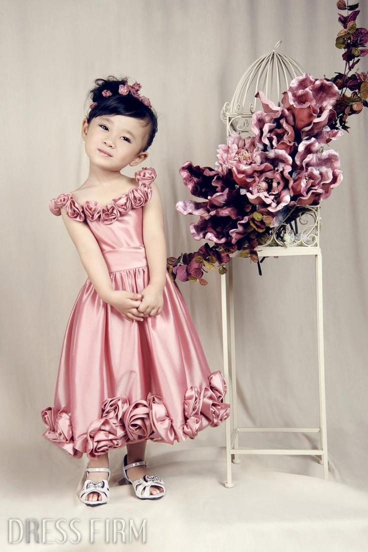 56 besten FLOWER GIRLS FASHION Bilder auf Pinterest | Blumenmädchen ...
