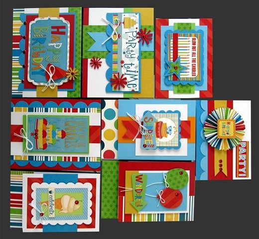 78 Best My Card Kits Images On Pinterest