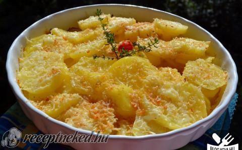 """Aranykrumpli"" recept fotóval"