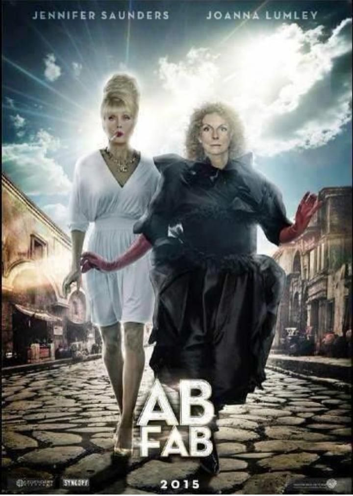 Watch Absolutely Fabulous: The Movie online for free | CineRill