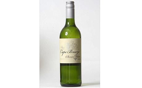 South African wines: 2009 Ken Forrester Cape Breeze Chenin Blanc, 13%vol, South Africa