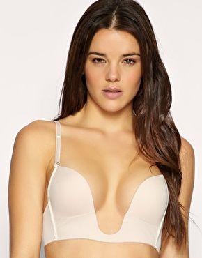 ASOS Fashion Forms multi-way U-plunge bra - $34.05