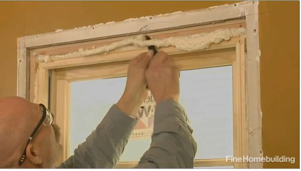 How to Install Interior Extension Jambs and Window Trim
