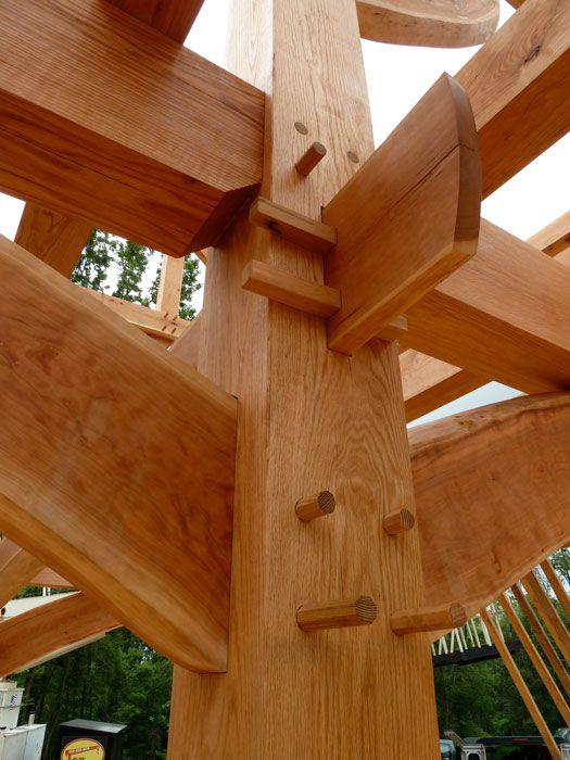 390 best timber framing images on pinterest cabana timber frames