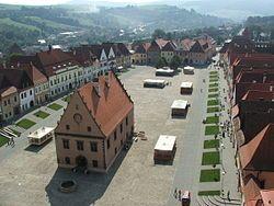 Radničné námestie (Bardejov)