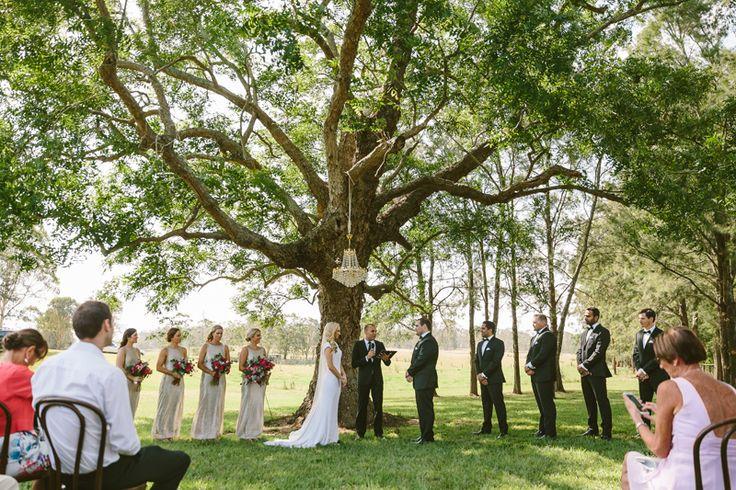 Mindaribba House Wedding Image: Cavanagh Photography http://cavanaghphotography.com.au/