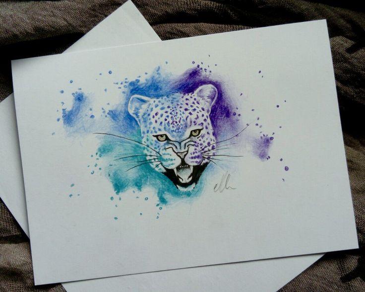 Leopard _ by Ellen Heissinger
