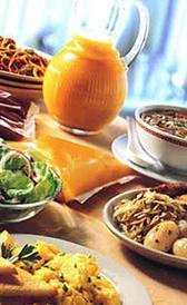 Proteinreiche Nahrungsmittel sind für eine ausgewogene Ernährung notwendig