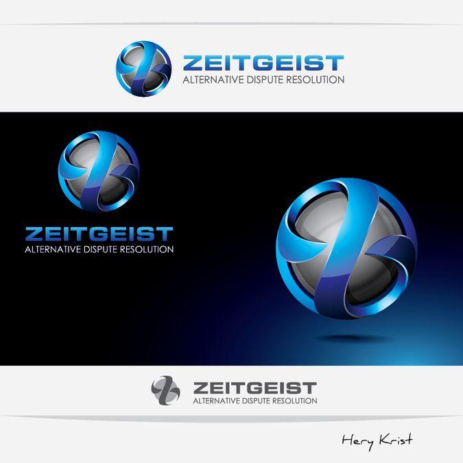 Help Zeitgeist Alternative Dispute Resolution with a new logo by hery_krist