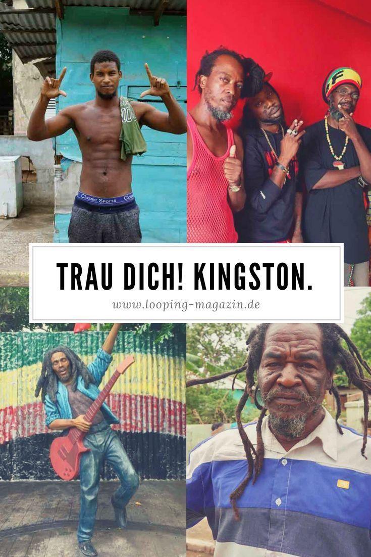 Jamaika Kingston Willkommen In Der Wiege Des Reggae Jamaika Kingston Reggae Musik