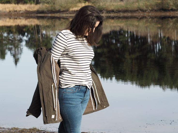 Weekend capsule wardrobe for the beautifully unpredictable Scottish weather by Fat Face